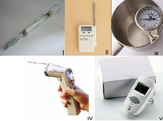termometro caramelo