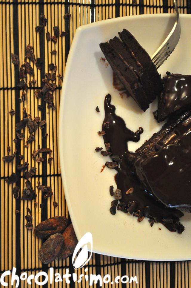 Tortitas Americanas Chocolate