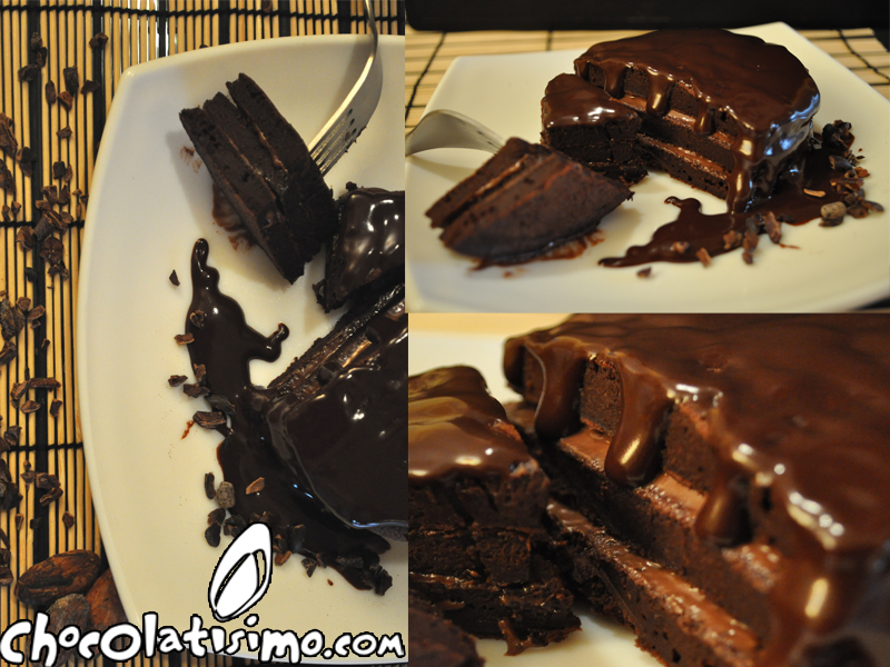 Tortitas americanas cacao